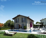 Rendering Esterno | Complesso Residenziale