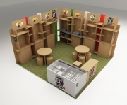 Rendering | Stand Eatbetter